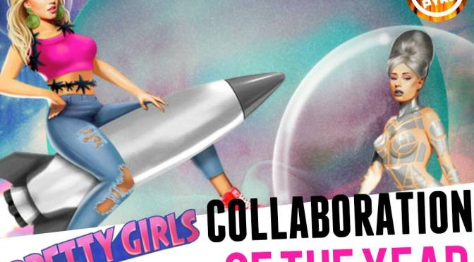 "Collaboration of the Year: ""Pretty Girls"""