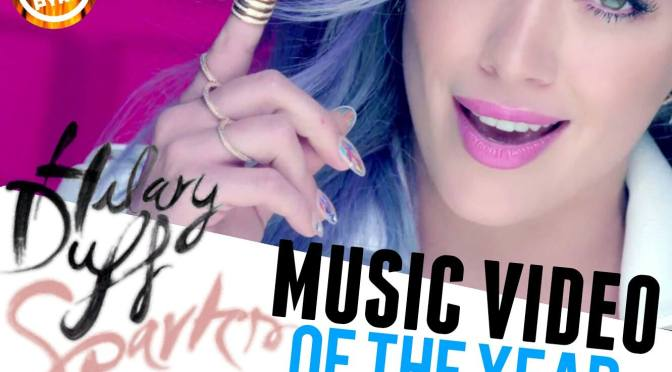 "Music Video of the Year: ""Sparks"""