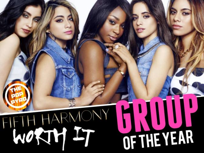 Group of the Year: Fifth Harmony