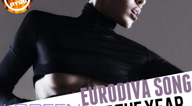 "Eurodiva Song of the Year: ""Paper Light"""