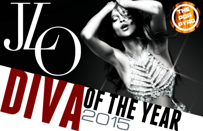 Diva of the Year: Jennifer Lopez