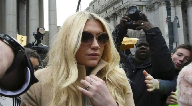 Dr. Luke's Lawyers Just Released a Statement Regarding #FreeKesha