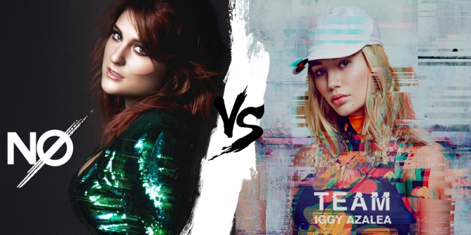 [Tournament] Round 3: Meghan Trainor Vs. Iggy Azalea