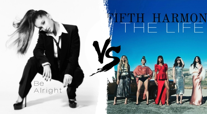 [Tournament] Round 4: Ariana Grande vs. Fifth Harmony