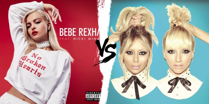 [Tournament] Round 6: Bebe Rexha vs. dumblonde