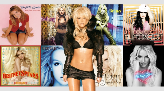 RANK EVERY BRITNEY SPEARS SONG EVER!