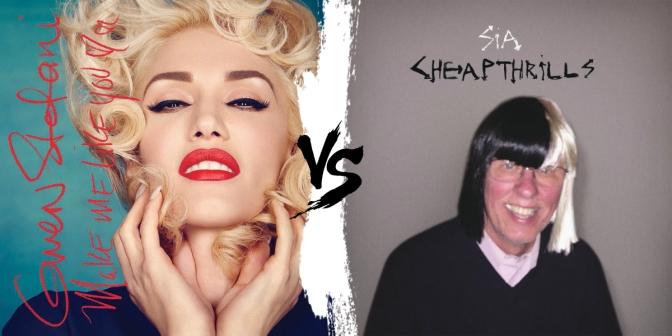 [Tournament] Round 7: Gwen Stefani vs. Sia