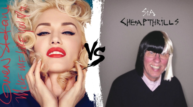 [Tournament] Round 7: Gwen Stefani vs. Sia