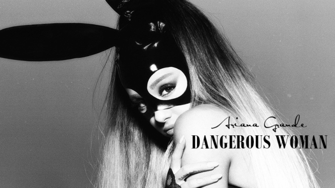 Dangerous Woman Album Review Cover